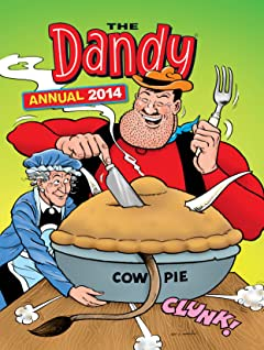 The Dandy Annual 2014