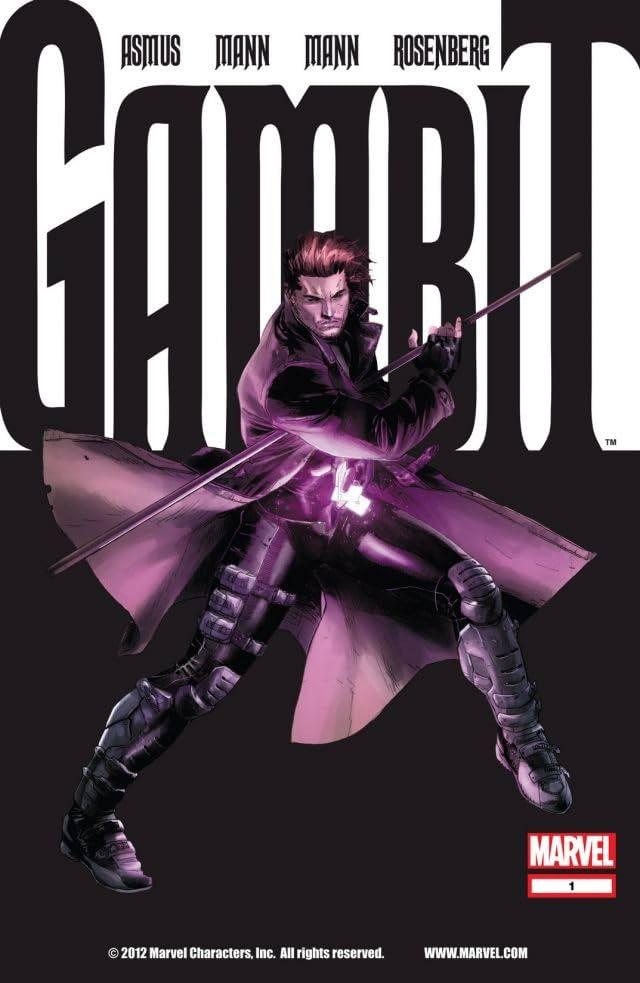 Gambit Vol. 5 #1