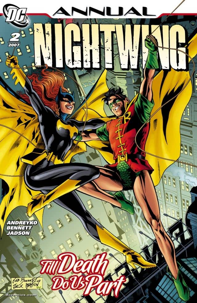 Nightwing (1996-2009): Annual #2