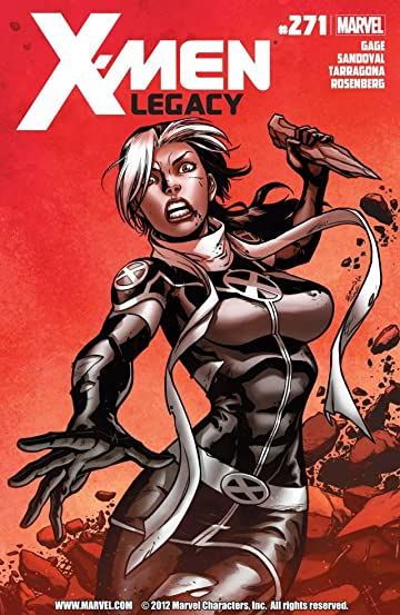 X-Men: Legacy (2008-2012) #271
