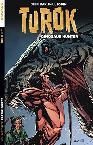 Turok: Dinosaur Hunter Tome 3: Raptor Forest