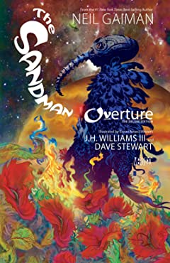 The Sandman: Overture (2013-2015): Deluxe Edition