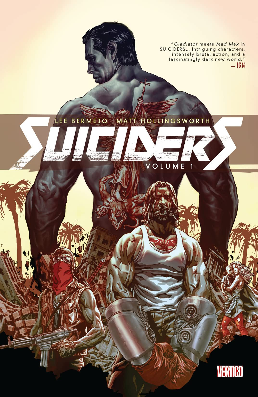 Suiciders (2015) Tome 1
