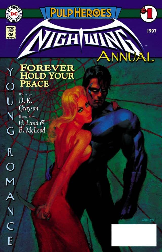 Nightwing (1996-2009) #1: Annual