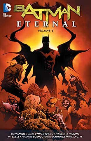 Batman Eternal (2014-2015) Tome 3