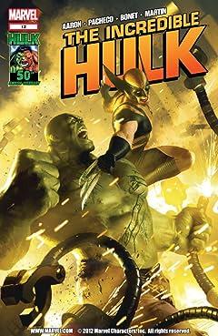Incredible Hulk (2011-2012) #12