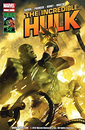 Incredible Hulk (2011-2012) #12