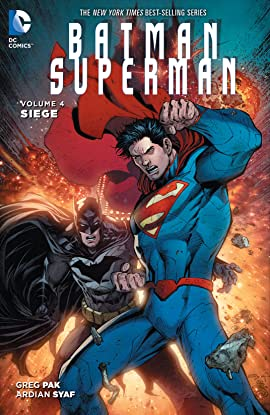 Batman/Superman (2013-2016) Vol. 4: Siege