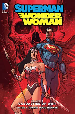 Superman/Wonder Woman (2013-2016) Tome 3: Casualties of War