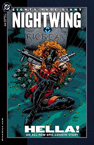 Nightwing 80-Page Giant #1