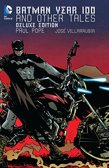 Batman: Year 100 & Other Tales: Deluxe Edition