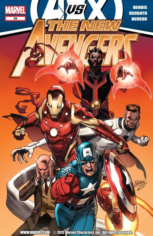New Avengers (2010-2012) #29