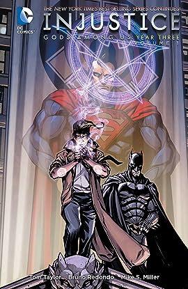 Injustice: Gods Among Us: Year Three (2014-2015) Vol. 1