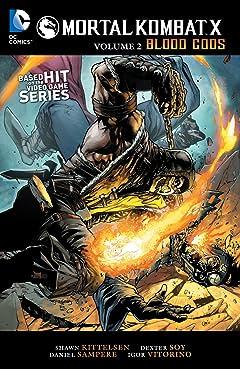 Mortal Kombat X (2015) Tome 2