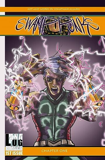 Swamp Punks #1