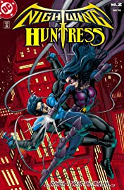 Nightwing/Huntress #2 (of 4)