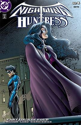 Nightwing/Huntress #4 (of 4)