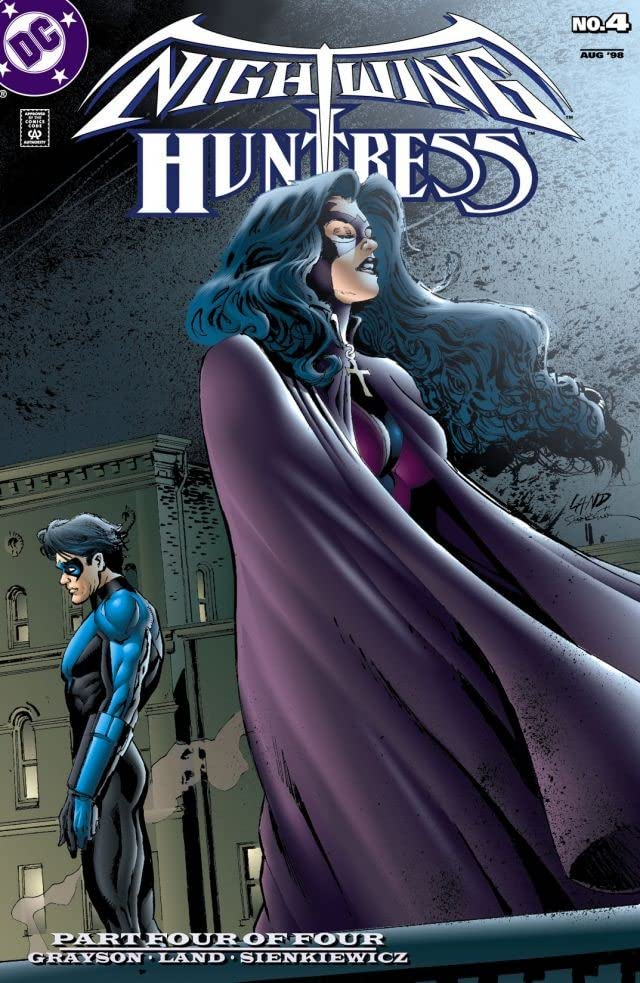 Nightwing/Huntress #4 (of 4)