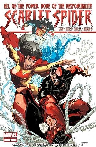 Scarlet Spider (2012-2013) #8