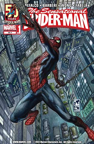Sensational Spider-Man (2006-2007) No.33.1