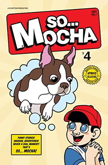 So Buttons Presents: So Mocha #1