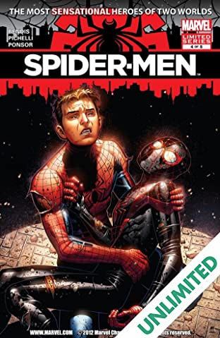 Spider-Men #4 (of 5)