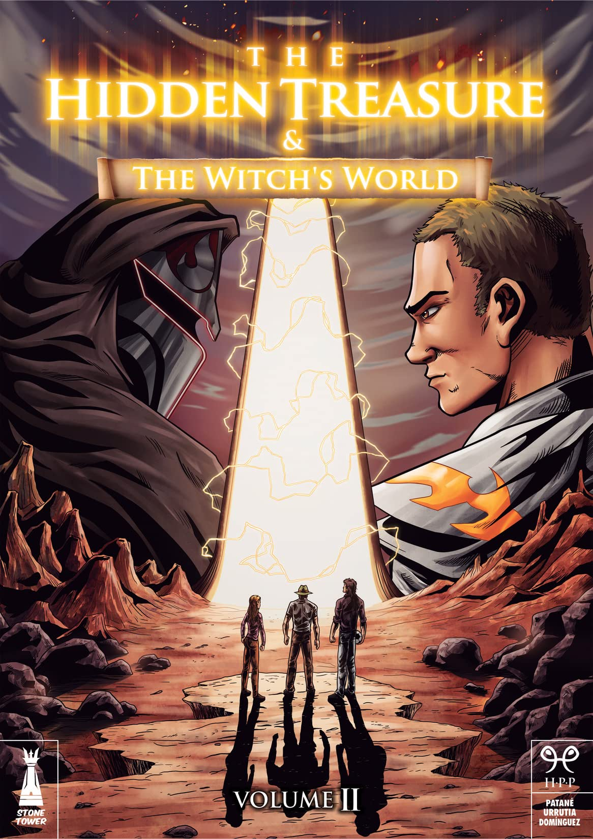 The Hidden Treasure & The Witch's World #2