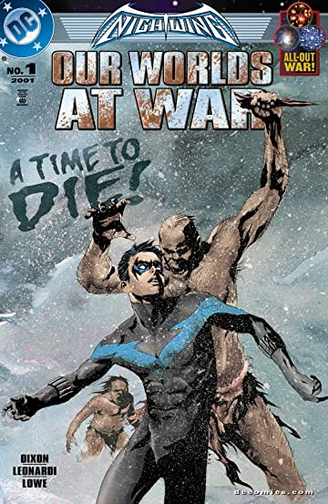 Nightwing: Our Worlds at War #1