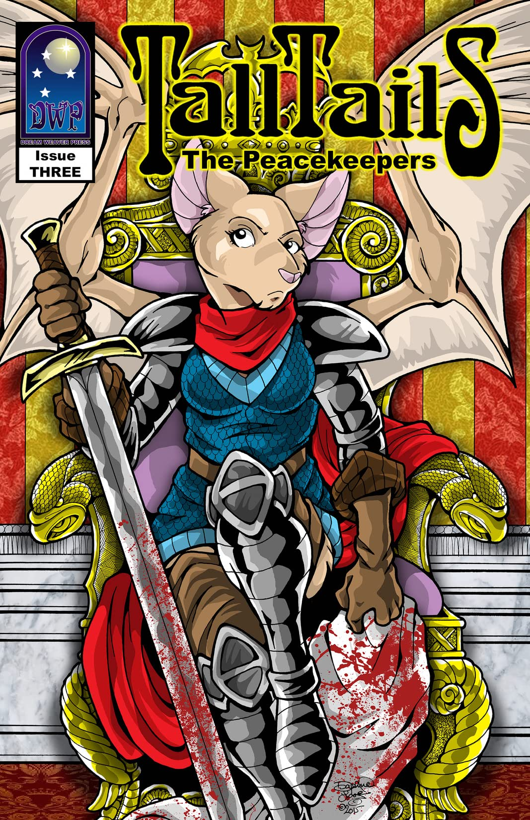Tall Tails: The Peacekeepers #3