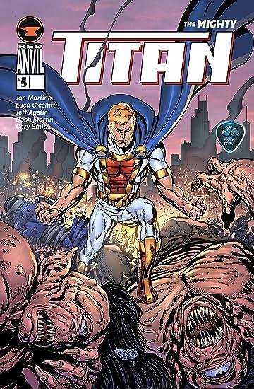 The Mighty Titan No.5