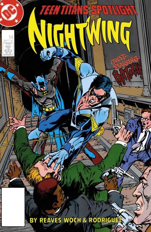 Teen Titans Spotlight (1986-1988) #14