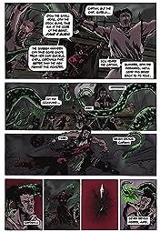 Dark Anna and the Pirates of Kadath #1