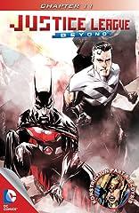 Justice League Beyond (2012-2013) #11