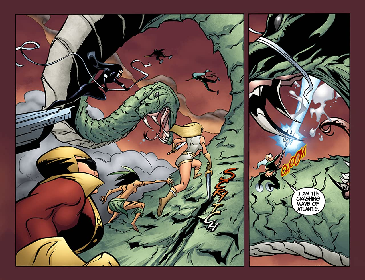 Justice League Beyond (2012-2013) #11