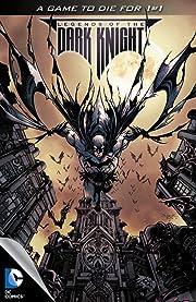 Legends of the Dark Knight (2012-2015) No.10