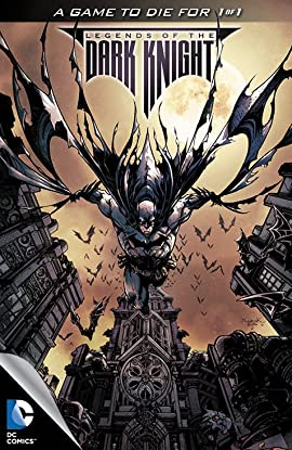 Legends of the Dark Knight (2012-2015) #10