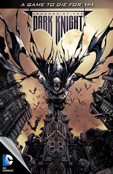 Legends of the Dark Knight (2012-) #10