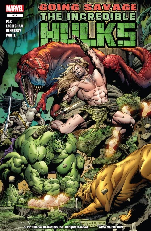 Incredible Hulks (1999-2008) #623