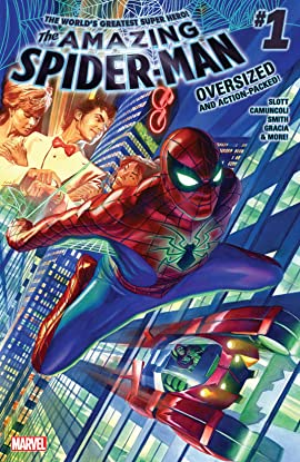 Amazing Spider-Man (2015-2018) No.1