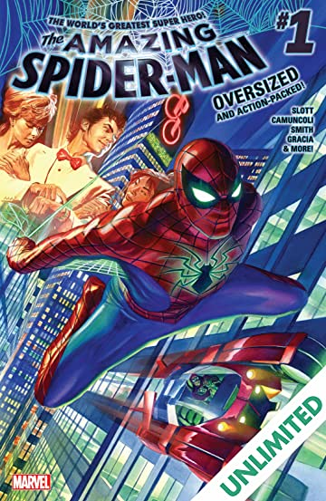 Amazing Spider-Man (2015-2018) #1