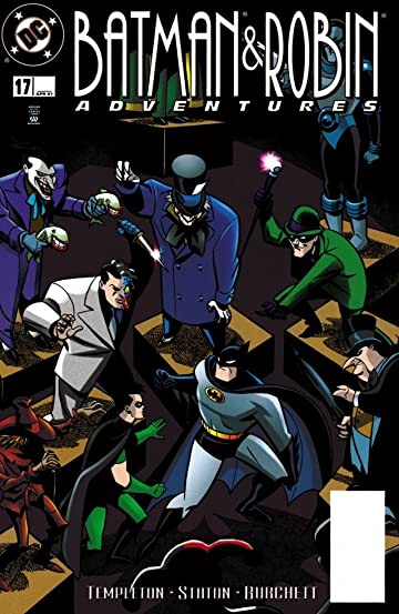 Batman & Robin Adventures (1995-1997) #17