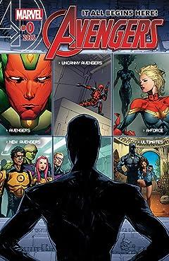 Avengers (2015) No.0