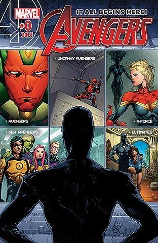 Avengers (2015-) #0