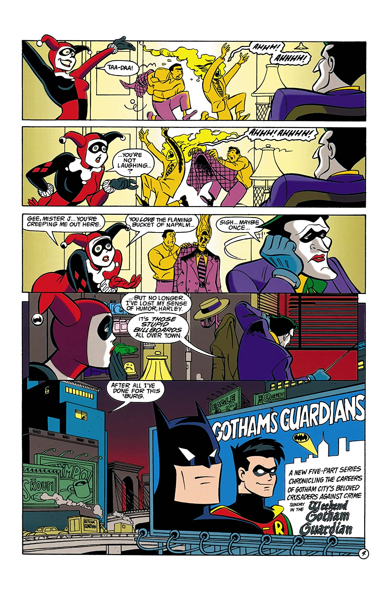 Batman & Robin Adventures (1995-1997) #18