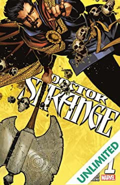 Doctor Strange (2015-2018) COMIC_ISSUE_NUM_SYMBOL1