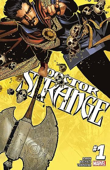 Doctor Strange (2015-2018) #1