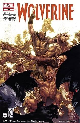 Wolverine (2010-2012) #311