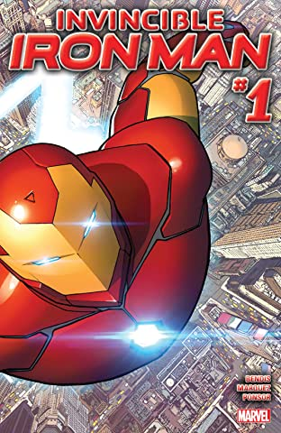 Invincible Iron Man (2015-) #1
