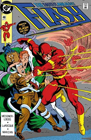 The Flash (1987-2009) #48