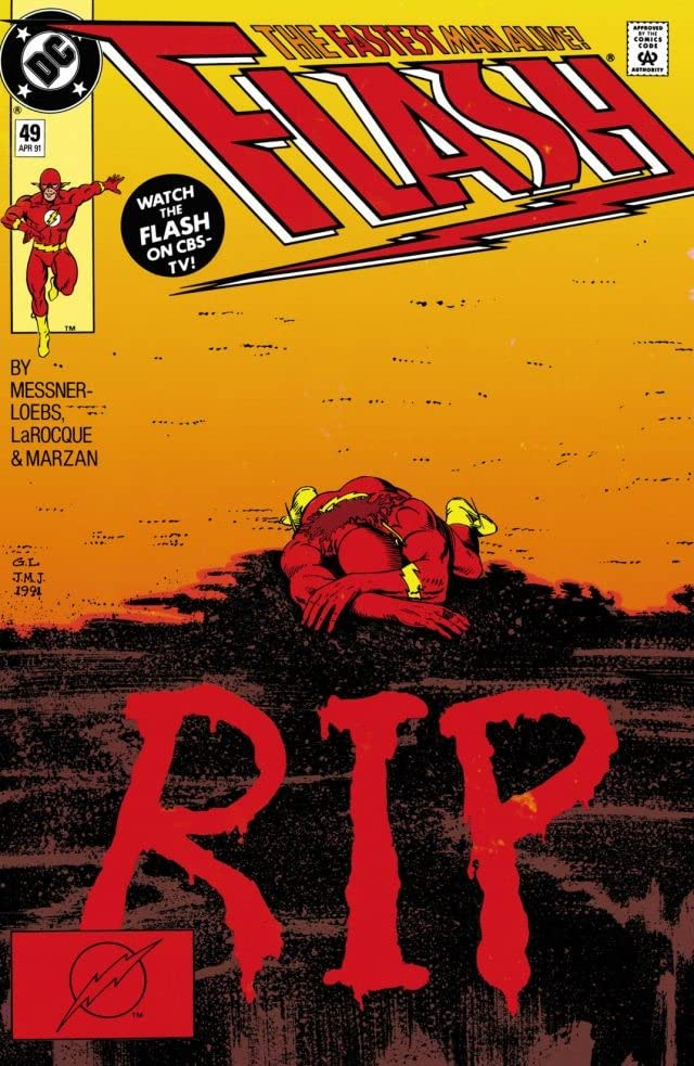 The Flash (1987-2009) #49